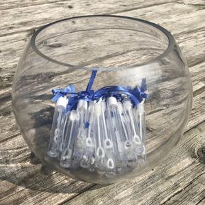 Other - Heart Bubble Wands in a Fishbowl